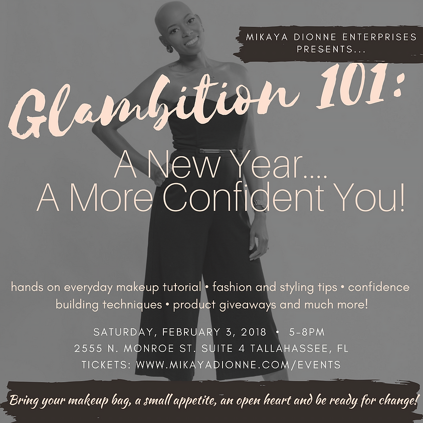 Glambition 101: New Year, New Confidence!