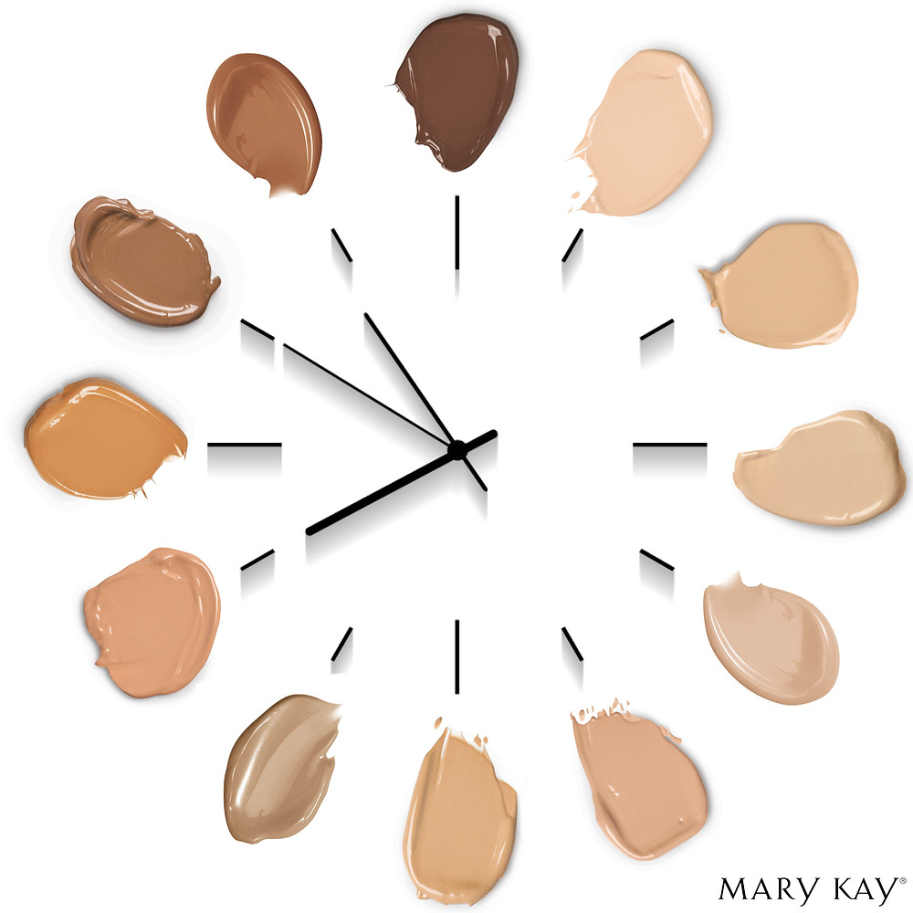 Mary Kay's Timewise 3D Matte Foundation or CC Cream