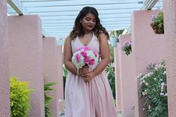 Bridesmaid Makeup by Mikaya Dionne