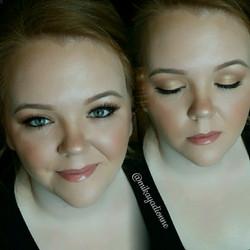 Bridal Makeup (Bridal Party)