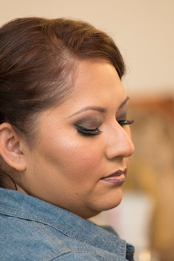 Bridal Party Makeup by Mikaya Dionne