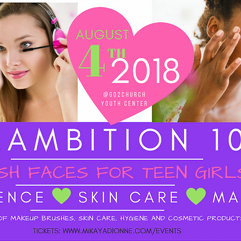 Glambition 101: Fresh Faces (MS)