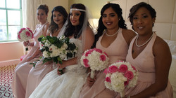 Bride & Bridal Party Makeup