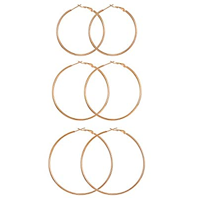Round Hinge Hoop Earrings are my favorite accessory to any outfit. Simple, dainty and fun for work or play.