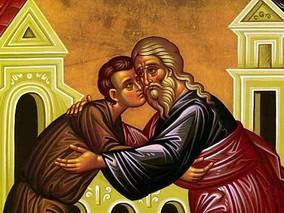 Sfantul si Marele Post - Intoarcerea Fiului Risipitor