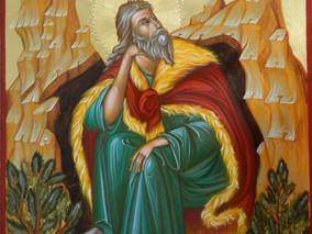 Sfantul Slavitul Proroc Ilie Tesviteanul