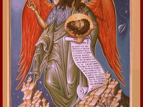Pomenirea taierii cinstitului cap, al Sfantului, Slavitului Prooroc Ioan, Inaintemergatorul si Botez