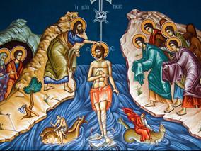 Botezul Domnului - Cuvant al Sf Ierarh Ioan Maximovici