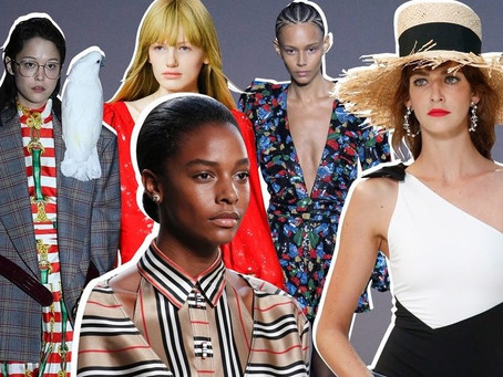 Lessons I Get from Spring Summer 2019 Fashion Shows