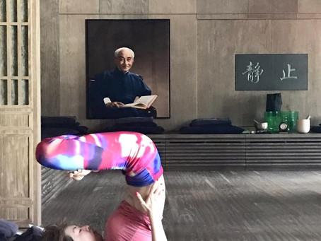 Those Lessons Yoga Teaches Me