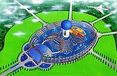 La plus grande fontaine au monde