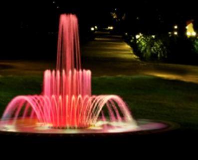Lucens jet d'eau et fontaine
