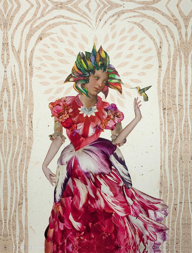Goddess Flora (SOLD)