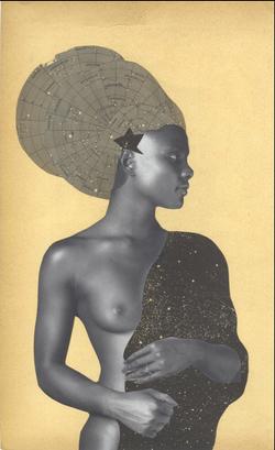Celestial Goddess (SOLD)
