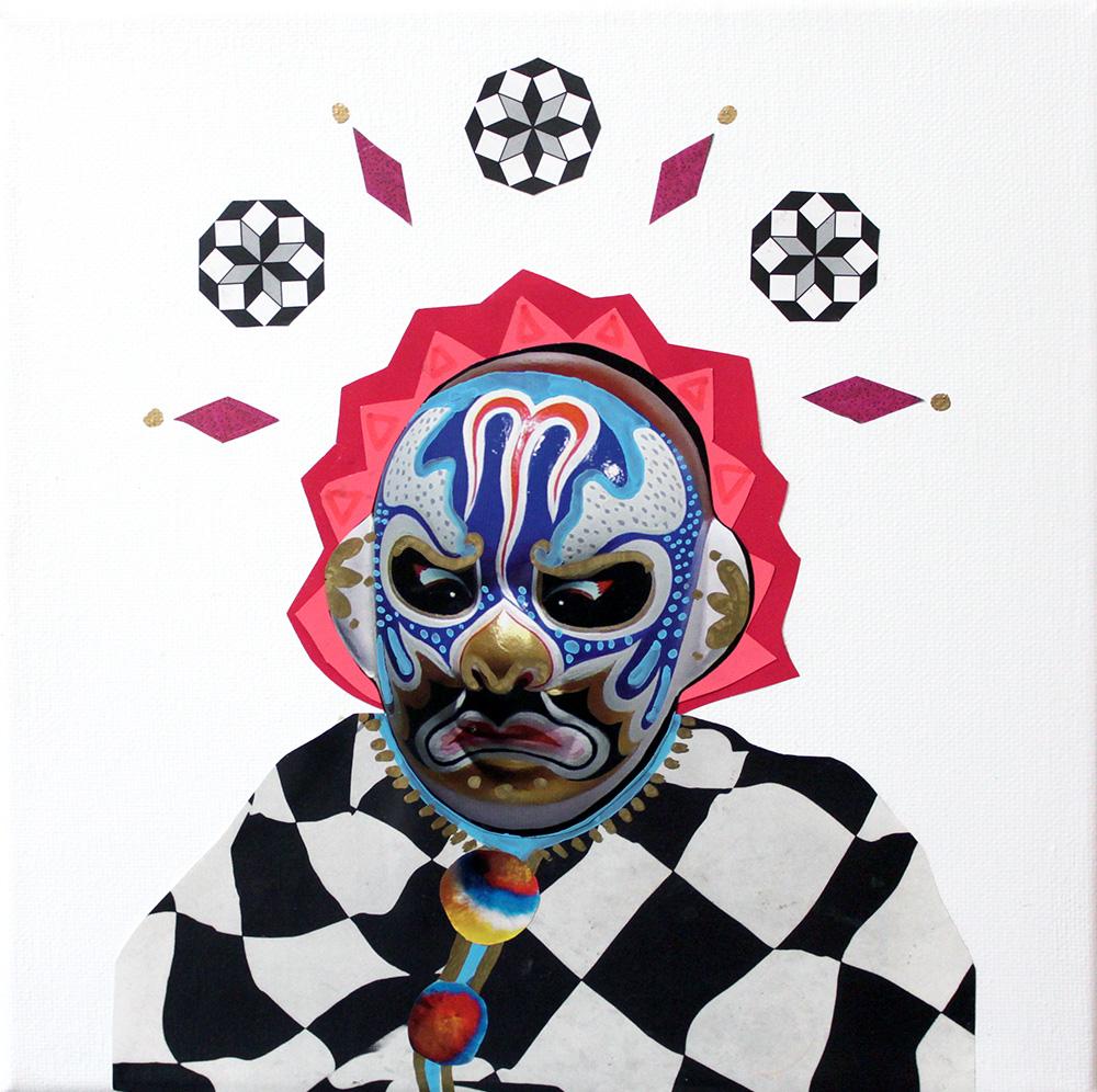 Clown (SOLD)
