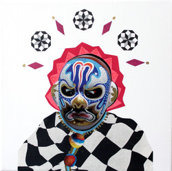 Clown (SOLD)