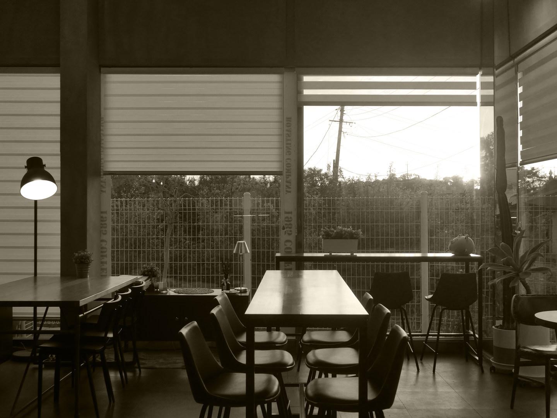 카페 공간