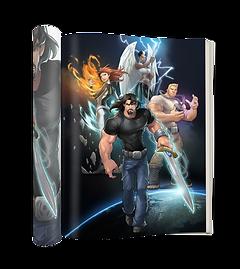 Greek myth fantasy novel series