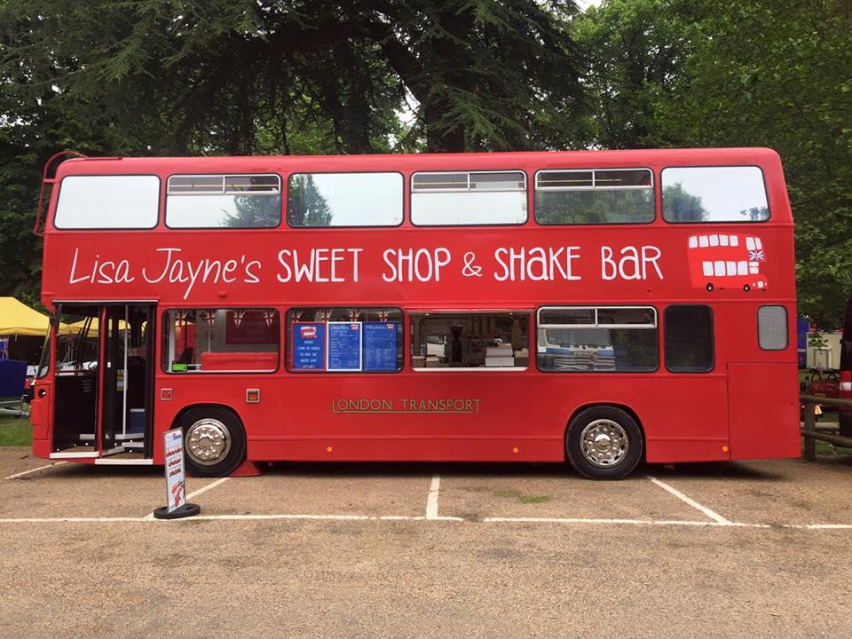 Lisa Jayne Sweet Bus