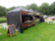 Cart Occasions Chilli Nachos and Carvery at Cars on the Green 2016