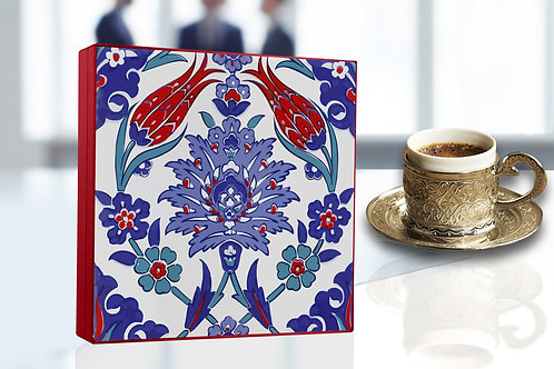 Iznik Ceramic Box
