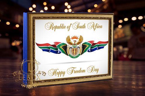 National Day Republic of South Africa