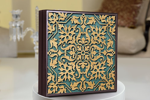 Arabesque Chocolate Box