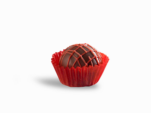 Truffles Strawberry - Milk Chocolate Redlines