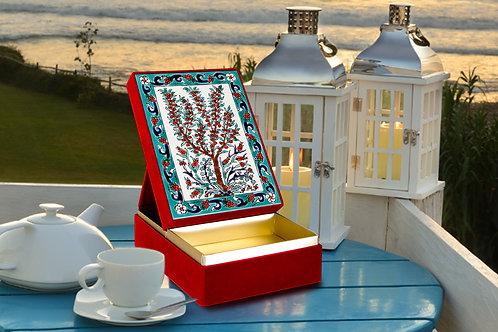 Iznik Ceramic Box
