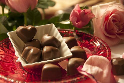 Cerine Chocolate Heart Shape