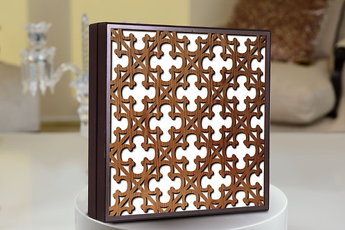 Arabesque Chocolate Box