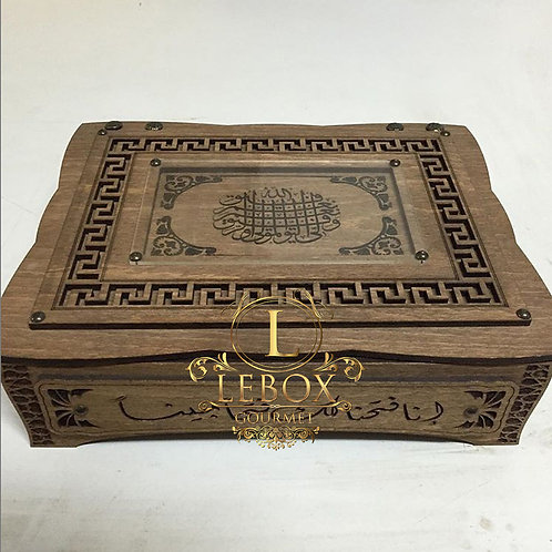 Wood Box Collection
