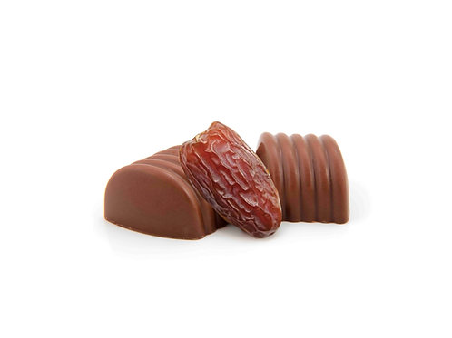 Praline Dates Milk Chocolate