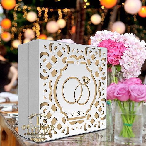 Custom Wedding Box