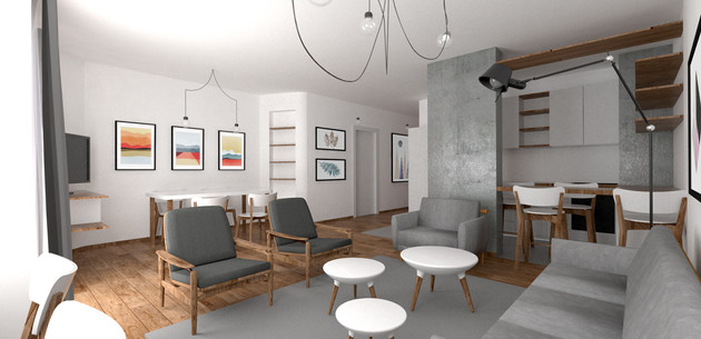 New Bazar Apartment