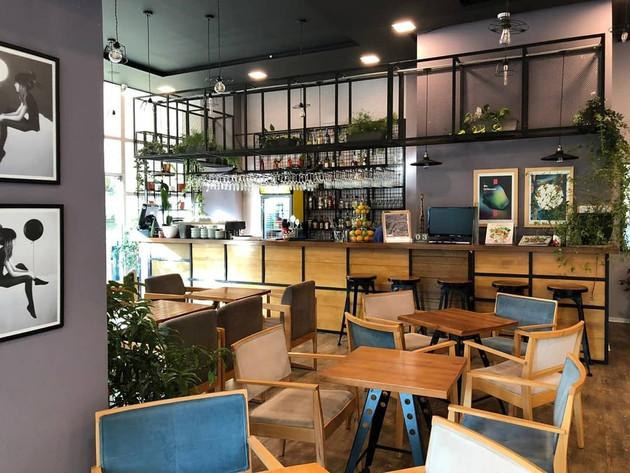 Co-Work Cafe
