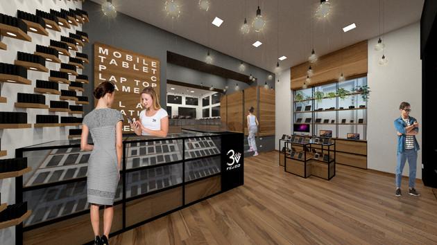 3V Fejzo Electronic Store