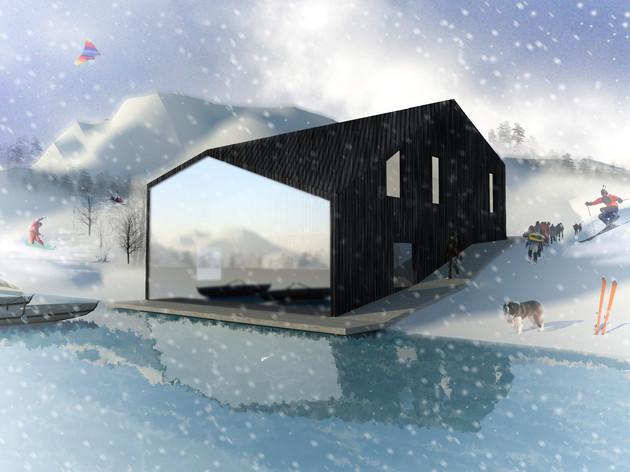 Hostel in Lura