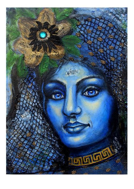 Alethea, Greek Goddess of Truth