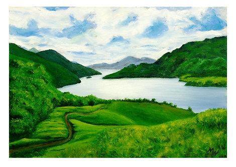 Loch Lomond Peace