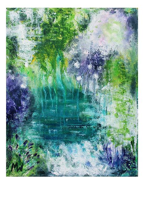 'The Healing Pool'
