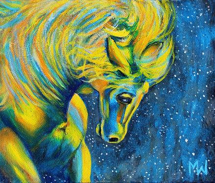The Cosmic Horse