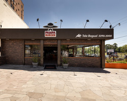 Pampa Burger Fachada