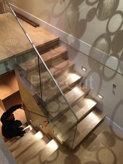Engineered stairs