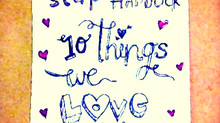 To the little things we love