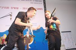 וירטואוזיה בארגון - אריק דוידוב