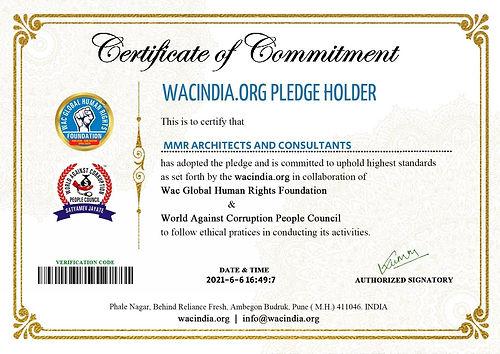 WAC India Pledge Certificate.jpg