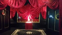 Scène du Petit théâtre impérial de Vichy
