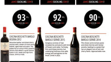 James Suckling: Barolo 2015 best vintage since 2010 – maybe better