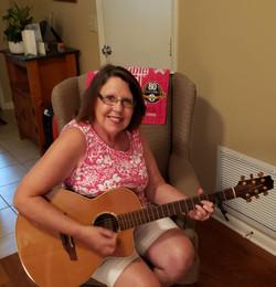 Guitar after Surgery